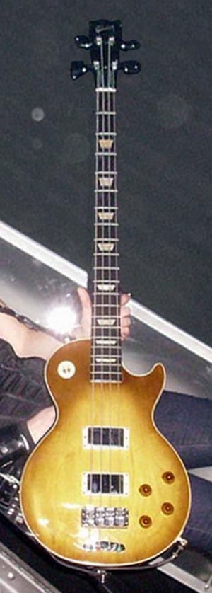 Gibson Les Paul bass - Image: Gibson Les Paul Standard Bass