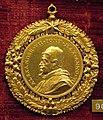 Gioacchino francesco tavani, medaglia di alessandro VII, 1660, oro.JPG