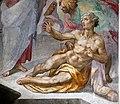 Giovanni battista naldini, resurrezione di lazzaro, putti e visione di ezechiele, 09.jpg