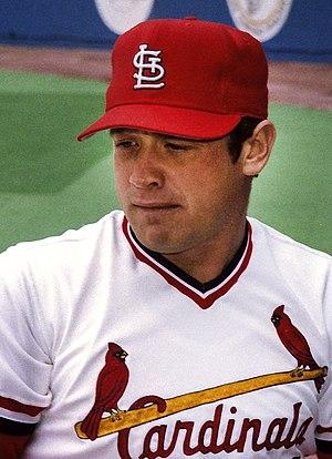 Glenn Brummer - Brummer with the St. Louis Cardinals
