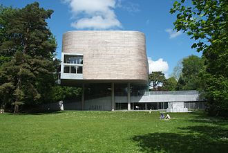 University College Cork - Glucksman Gallery in UCC's lower grounds
