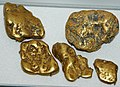 Gold fluvial pebbles (placer gold) (Washington State, USA) 6 (16848883539).jpg