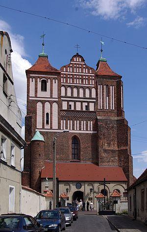 Góra - Parish Church