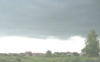 Gornje Livade, Novi Sad - View of Klisanski breg
