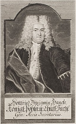 Gottfried Benjamin Hancke