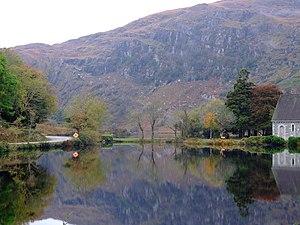 Gougane Barra - Image: Gougan Barra Lake on a cool Autumn Morning geograph.org.uk 725306