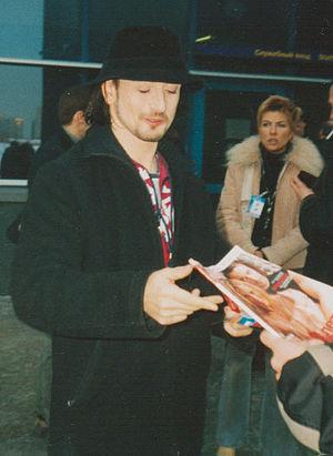 Ilia Averbukh - Averbukh in 2004