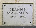 Grabstätte Stubenrauchstraße 43–45 (Fried) Jeanne Mammen.jpg