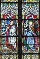 Gramastetten Pfarrkirche - Fenster III 4 Verkündigung.jpg