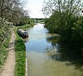 Grand Union Canal at Debdale Wharf - geograph.org.uk - 417927.jpg