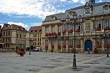 Fleurs Vesoul Ville Et Village Fleuri