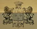 Grandes armoiries famille La Roze.png