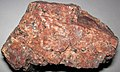 Granite (Cripple Creek Granite, Mesoproterozoic, 1.46 Ga; Park County, Colorado, USA) 3 (30885202584).jpg
