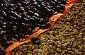 Granos de café cultivados en México.JPG