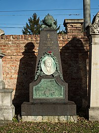 Grave of Ida Pfeiffer, Vienna, 2017.jpg