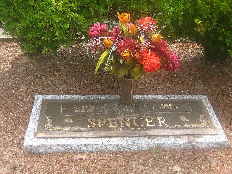 File:Grave of Rev. Jim Spencer IMG 1169.JPG