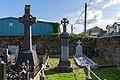 Graveyard of the Church of the Holy Trinity Without, Ballybricken, Ireland -155282 (48654869522).jpg