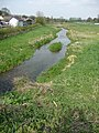 Great Bedwyn - The River Dunn - geograph.org.uk - 1469528.jpg