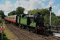 Great Northern Railway N2 0-6-2T 1744 enters Orton Mere. September 12. - panoramio.jpg