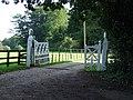Great Saxham Hall Gates - geograph.org.uk - 964279.jpg