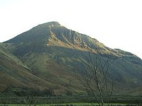 Great Gable from Wasdale