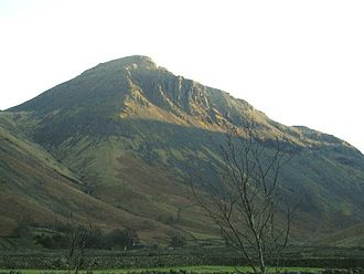 Western Fells - Great Gable from Wasdale