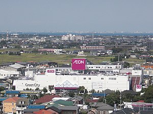 Green City AEON Kisarazu.jpg