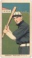 Greggs, Portland Team, baseball card portrait LCCN2008677307.tif