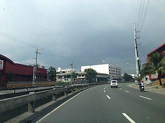 Circumferential Road 3 - Image: Gregorio Araneta Avenue