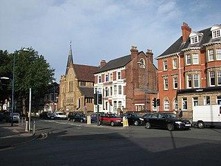 Boulevard United Reformed Church, Nottingham Church in Nottingham, England