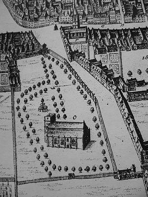 Greyfriars Kirk - Greyfriars Kirk c.1647
