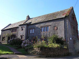 Edmund Grindal - Edmund Grindal's birthplace, Cross Hill House, St Bees, Cumbria