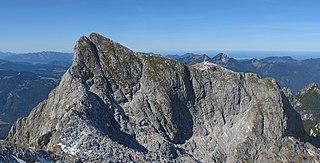 Großes Häuselhorn mountain