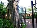 Groenendaal Park Heemstede - Tennis court entrance former toll gate.jpg