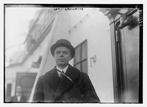 George Grossmith Jr. - Grossmith in 1913