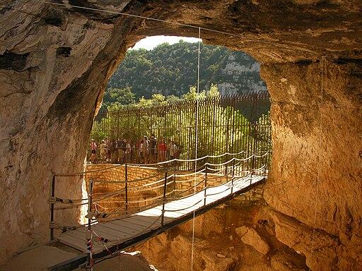 Grotte Baume Bonne1