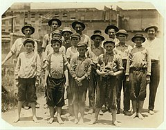 Group of boys working in the Williamston Mill.jpg