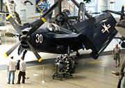 Grumman AF Guardian, Naval Aviation Museum, Pensacola, Florida
