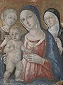 Guidoccio di Giovanni Cozzarelli - Virgin and Child with Saints Margaret and Catherine of Siena - 1943.258 - Yale University Art Gallery.jpg