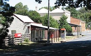Guildford, Victoria Town in Victoria, Australia