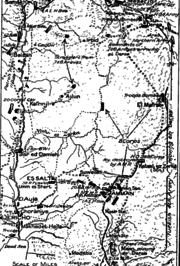 Gullett Map43Chaytor'sForce