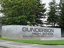Gunderson High School front.jpg