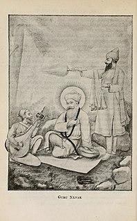 Mehta Kalu Father of the first Sikh guru ( Shri guru Nanak Dev Ji )