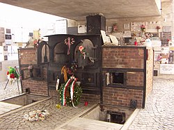 Gusen - Memorial - Incinerators.JPG