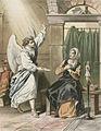Gustav Bartsch - Christiana Receives a Letter from the King.jpg