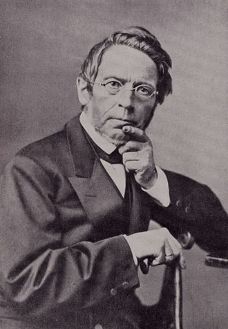 Johann Gustav Droysen - Image: Gustav Droysen