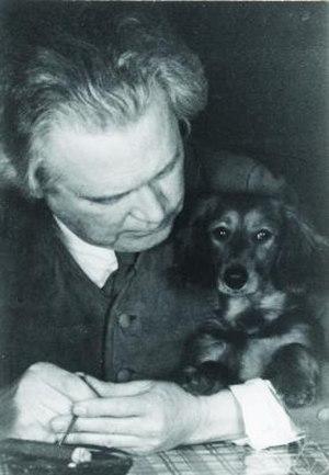 Gustav Herglotz - Image: Gustav Herglotz
