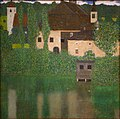 Gustav Klimt - Castle with a Moat.JPG
