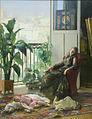 Gustave Léonard de Jonghe - Afternoon Repose.jpg