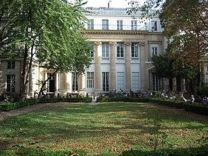 Hôtel de Galliffet - The Hôtel de Galliffet in 2009